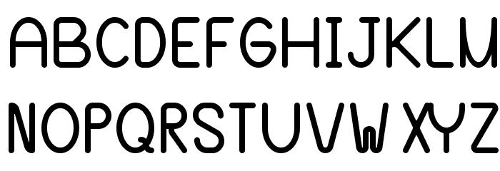 Blooming Grove Alternate Bold Font UPPERCASE