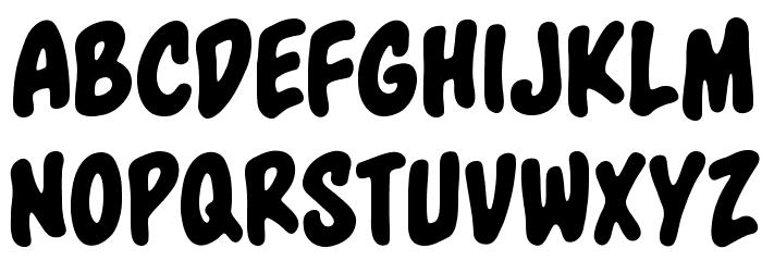 blowholebb font uppercase