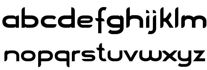 Blue Font Litere mici