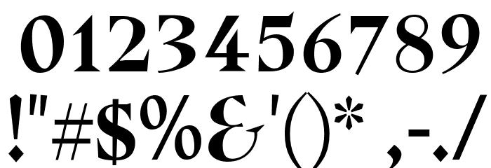 Bluu Next Bold Italic Font OTHER CHARS