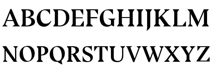 Bluu Next Bold Font UPPERCASE