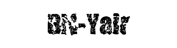 BN-Yair  नि: शुल्क फ़ॉन्ट्स डाउनलोड