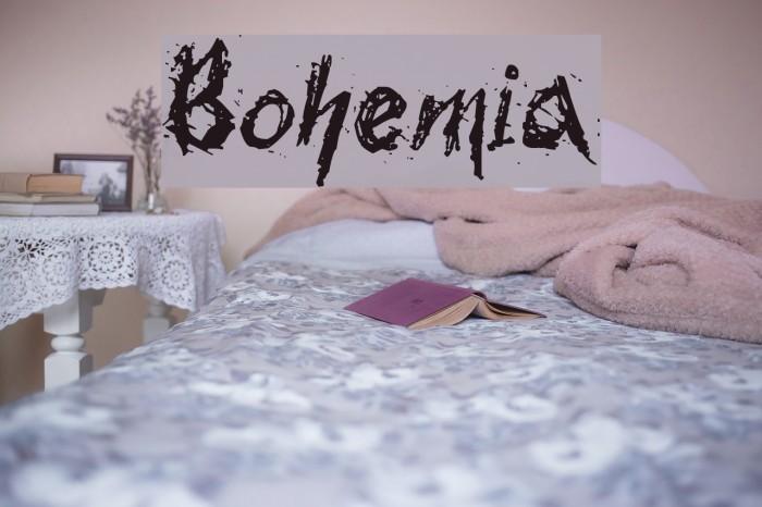 Bohemia Fuentes examples