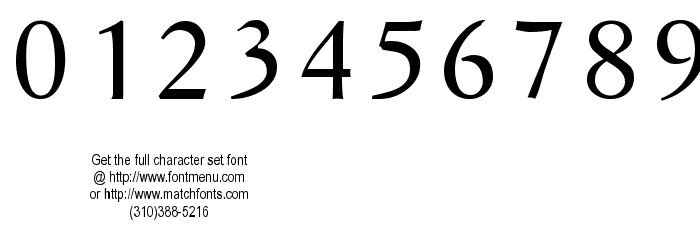 Bordofixed Tryout Font OTHER CHARS