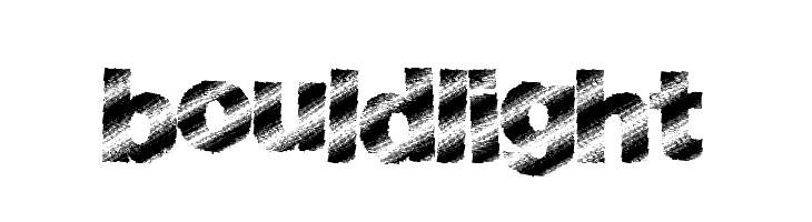 BouldLight  Скачать бесплатные шрифты