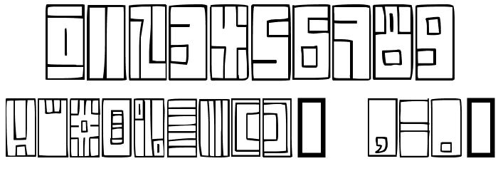 Box Font Font OTHER CHARS