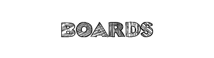 boards  नि: शुल्क फ़ॉन्ट्स डाउनलोड
