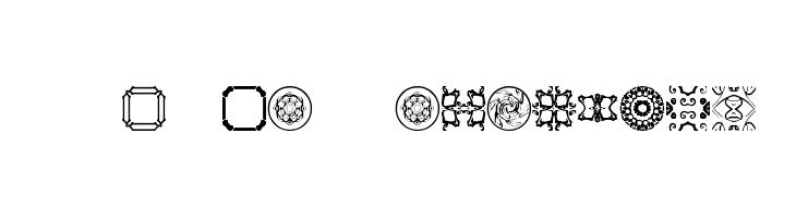 BR Nouveau Ramblings 2  Free Fonts Download