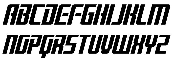 Brainstorm Italic Fonte MAIÚSCULAS