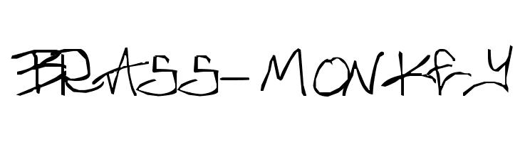 Brass-Monkey  नि: शुल्क फ़ॉन्ट्स डाउनलोड