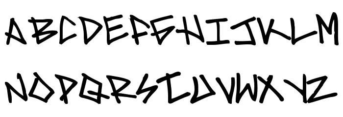 Brave フォント 大文字