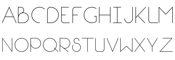 Break Fill Light لخطوط تنزيل الأحرف الكبيرة