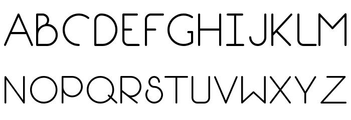 Break Fill SemiBold لخطوط تنزيل الأحرف الكبيرة