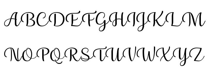 Briany Font Litere mari