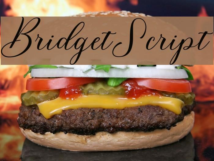 BridgetScript Fuentes examples