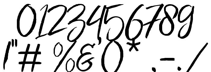 Bringshoot لخطوط تنزيل حرف أخرى