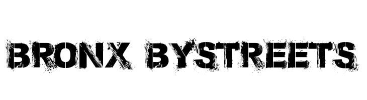 Bronx Bystreets  नि: शुल्क फ़ॉन्ट्स डाउनलोड