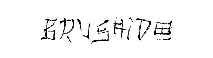 Brushido  Free Fonts Download
