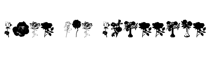 Buds and Blossoms  Free Fonts Download