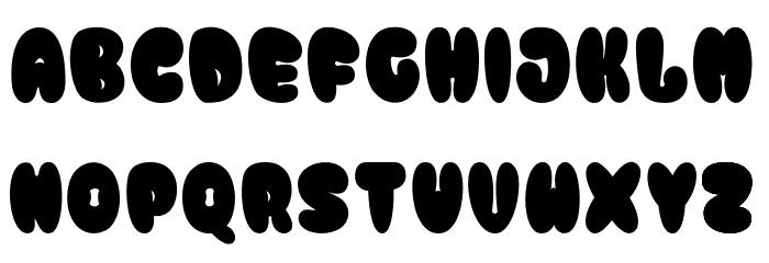 Bulb لخطوط تنزيل الأحرف الكبيرة