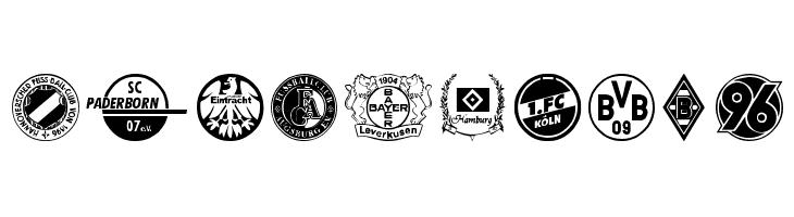 Bundesliga  Free Fonts Download