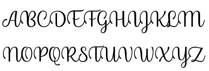 Byby Font Litere mari