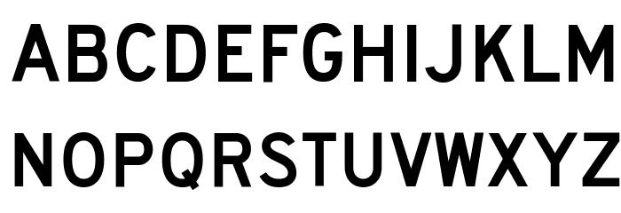 BywayD Font Litere mari