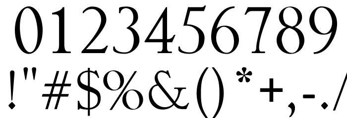 CAROLINE لخطوط تنزيل حرف أخرى
