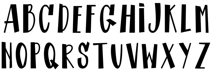 CAROLINE لخطوط تنزيل الأحرف الكبيرة