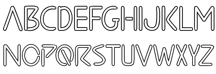 CARTOoN SKETCH Font UPPERCASE