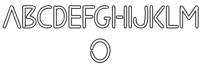 CARTOoN SKETCH Font LOWERCASE