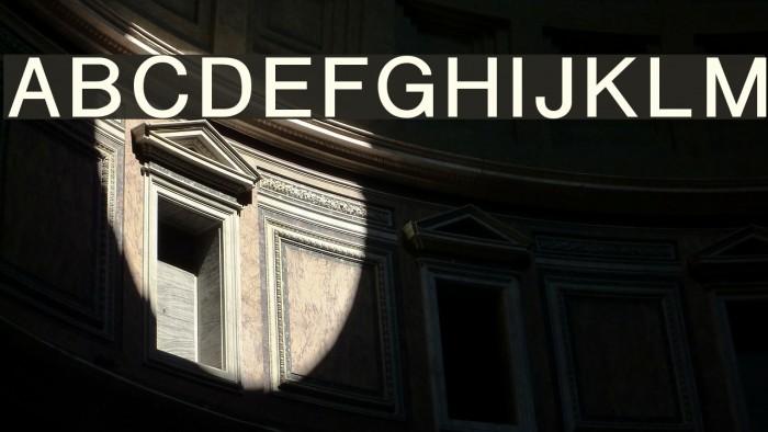 Caliban Font examples