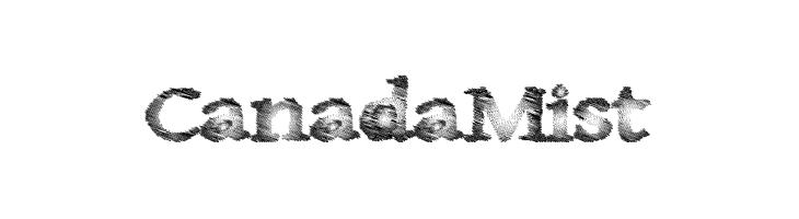 CanadaMist  font caratteri gratis