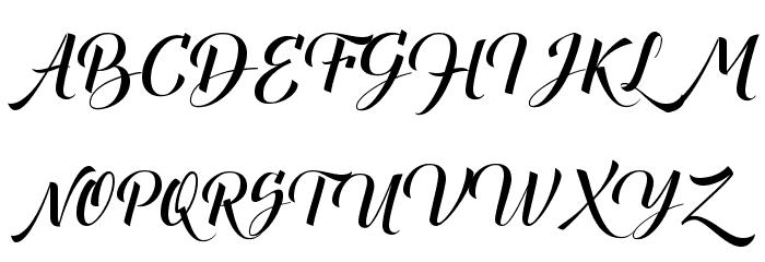 Canela Bark Bold Personal Use Font Litere mari