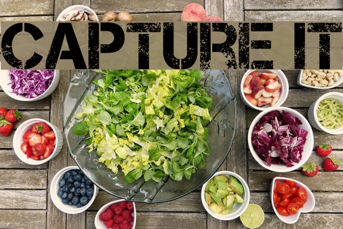 Capture it Fonte examples