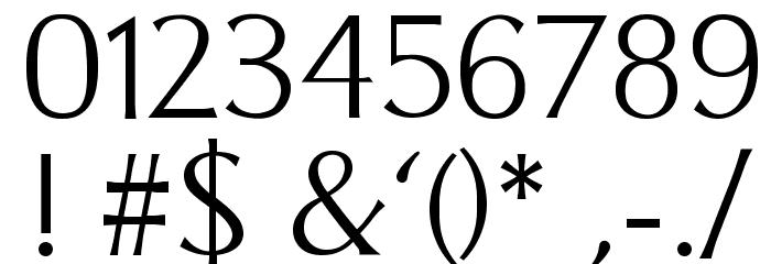 Caramella Font OTHER CHARS