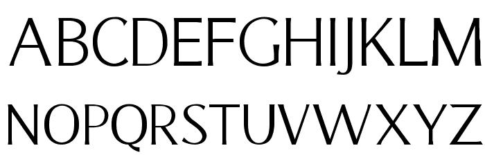 Caramella Font Litere mari