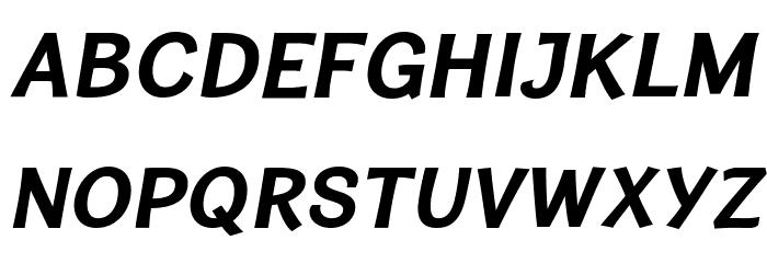 CardiganTitlingRg-BoldItalic Fonte MAIÚSCULAS