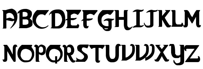 Carlsberg لخطوط تنزيل الأحرف الكبيرة