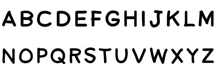 Cecily Font UPPERCASE