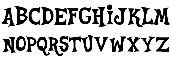 Celestia Medium Redux Font UPPERCASE