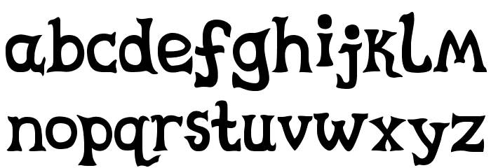 Celestia Medium Redux Font LOWERCASE
