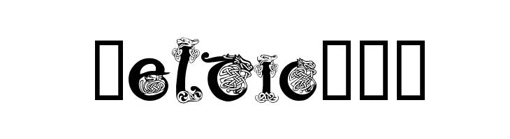 Celtic101  नि: शुल्क फ़ॉन्ट्स डाउनलोड