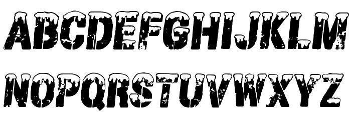 CF Grand Nord Regular Font UPPERCASE