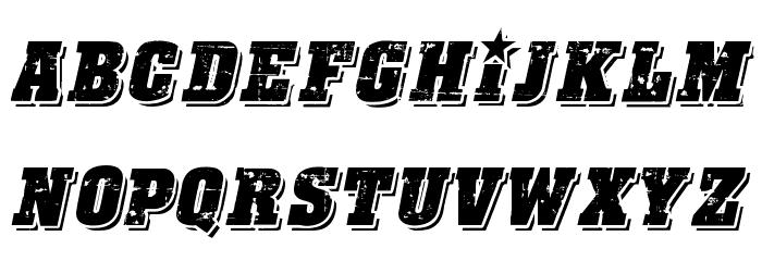 Vtks Revolt - free font download on