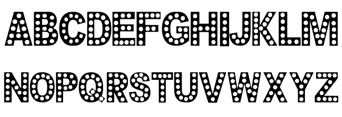 Cheerful Party Font - Free Fonts Download-3446