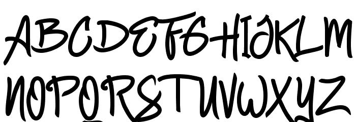 Chagack Personal Use Regular Font Litere mari