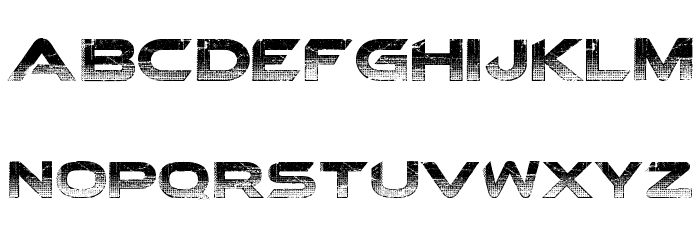 Champz DEMO Font UPPERCASE