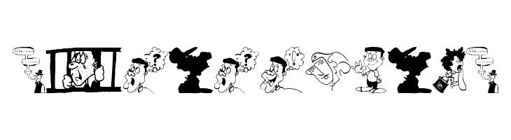 Characters-C  Descarca Fonturi Gratis