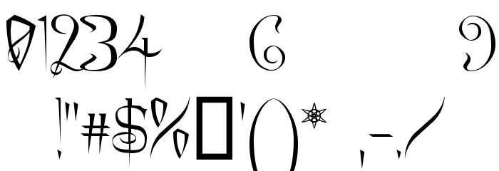 Charming Font फ़ॉन्ट अन्य घर का काम
